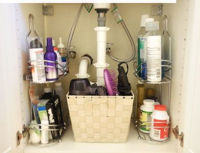 4 Quick Tips about Bathroom Storage & Organization