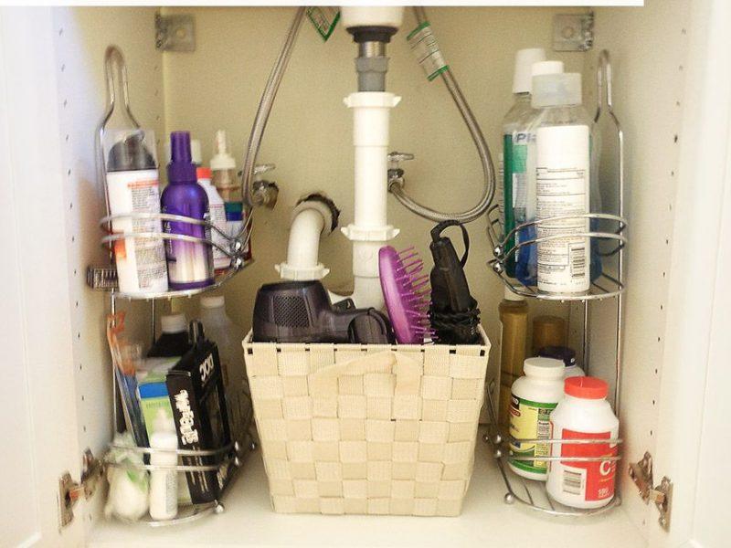 4 Quick Tips about Bathroom Storage & Organization