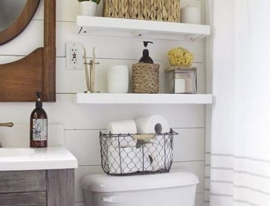 2 Tips for Storage and Organization of Bathroom