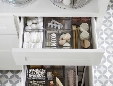 4 Effective Bathroom Storage and Organisation Tips