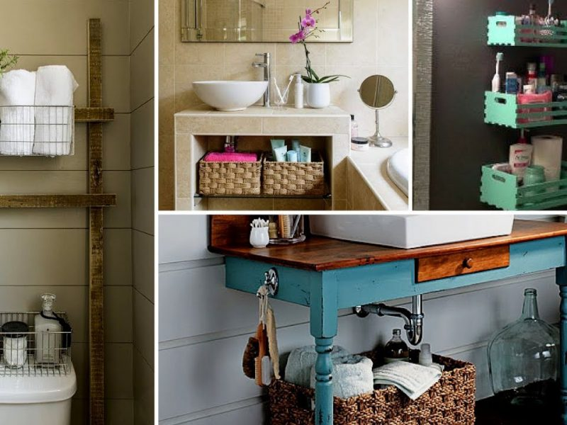How to Choose the Right Design of Bathroom Storage Cabinets?